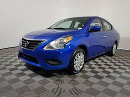 nissan versa warranty 2016 used 2016 nissan versa 1 6 sv 4d sedan in orlando zr847031