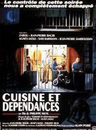 cuisine et dépendances 1992 allociné