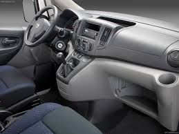 Nissan Nv200 Interior Dimensions Nissan Nv200 2010 Pictures Information U0026 Specs