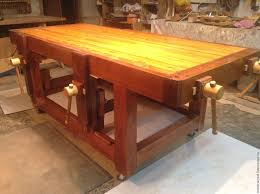 Carpentry Work Bench Buy Roubo Workbench On Livemaster Online Shop