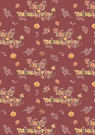 thanksgiving scrapbook paper happy thanksgiving