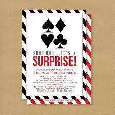 casino birthday invitations alanarasbach com