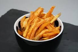 cuisiner les patates douces frites de patates douces paléo régime