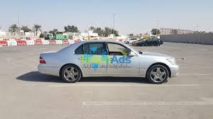 lexus ls430 dubai lexus ls430 cars sharjah classified ads job search property for