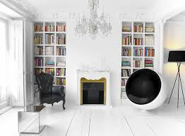 Stylish Home Library Designs Furnish Burnish - Design home library