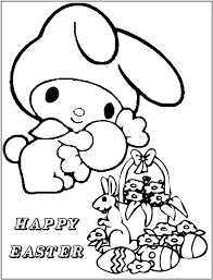 100 ideas cute easter coloring pages to print on spectaxmas download