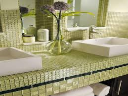 glass tile bathroom ideas glass tile bathroom designs photo of bathroom glass tile
