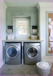 Laundry Room Cabinets With Hanging Rod Laundry Room Hanging Rod New Home Ideas Pinterest Laundry