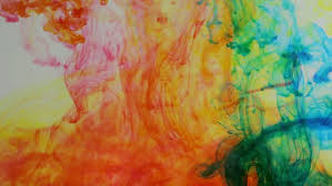 oil colors mixing on palette by palette knife oil colors painting