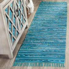 teal runner area rugs rugs the home depot