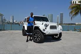 jeep sahara white 2016 tim hardaway jr u0027s jeep wrangler rides magazine