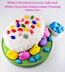 coconut easter eggs white chocolate coconut cake for easter gluten free the