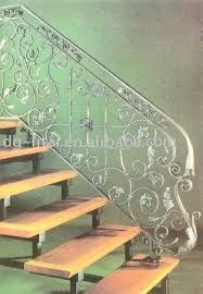 Decorative Railing Interior 11 Best Wrought Iron Staircases Images On Pinterest Stairs