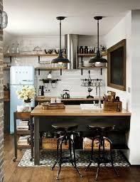 kitchen design ideas for small spaces 21 best industrial kitchen design ideas for small spaces dlingoo
