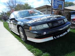 cc capsule 1993 chevy lumina z34 dale earnhardt signature edition