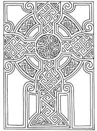 celtic art free printable celtic cross patterns zentangle
