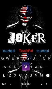evil operator apk evil joker keyboard theme 6 1 21 apk android