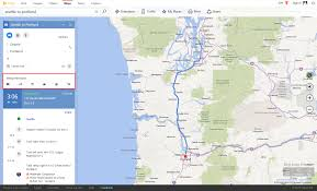 Microsoft Map Search Improvements In Bing Maps Preview Maps Blog