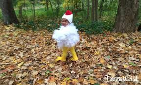 Toddler Chicken Halloween Costume Diy Halloween Chicken Costume Toddlers Denise Wild