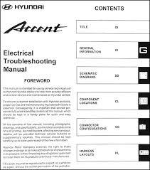 hyundai excel 2000 wiring diagram hyundai wiring diagram schematic