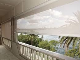 balcony ercozip living shade