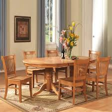 Oak Dining Table With 6 Chairs Oak Dining Table With 6 Chairs