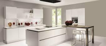 cuisine blanche avec ilot central bien cuisine blanche avec ilot central 11 cuisine contemporaine