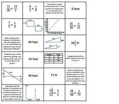 cornell notes for similar figures and proportions blog learning