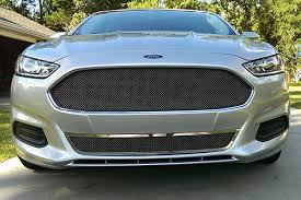 custom 2009 ford fusion e g mesh grilles best price on e g mesh grills for cars