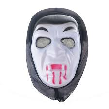 halloween mask party scary ghost face mask scream mask costume