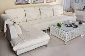 Sofa Cover For Reclining Sofa Furniture Easy To Put On And Very Comfortable To Sit With