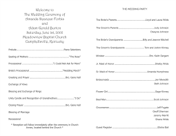wedding church programs wedding program templates wedding programs fast
