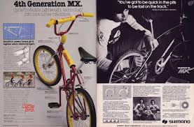 action park motocross when are you going to get a real bike old ads bicycle