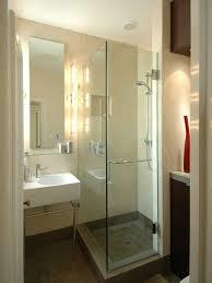 Bath And Shower In Small Bathroom Bathroom Interior Shower Enclosures Small Bathrooms Small Master