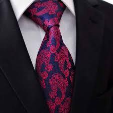 designer krawatten designer krawatte einstecktuch 100 seide rot blau schwarz