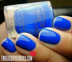 two new nail polish shades from color club u0027s summer 2013
