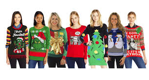 20 best ugly christmas sweaters for women