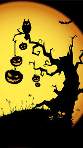 awesome halloween backgrounds free halloween iphone wallpaper backgrounds wallpaper wiki