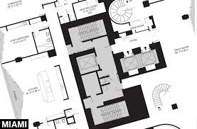 one miami floor plans 11 features of one thousand museum s penthouse in miami