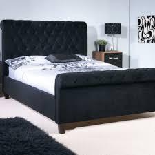 Suede Bed Frame Limelight Orbit Bed Frame