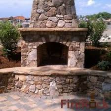 Firerock Masonry Fireplace Kits by Great Focal Point For The Back Yard Not Too Convenient For