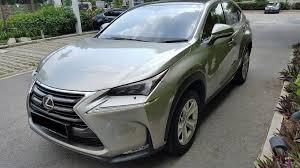lexus singapore warranty used lexus nx200t 2 0a luxury sold for sale in singapore