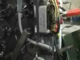 timing a mercury engine youtube