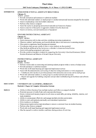 resume format for computer teachers doctrine instructional assistant resume sles velvet jobs