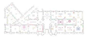 Floor Plan Of Museum Museum Museum Hall