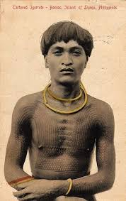 igorot tribe bontoc warrior cordillera administrative region