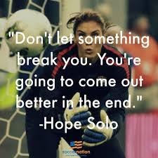 Hope Solo Memes - hope solo doesn t break soccer pinterest hope solo