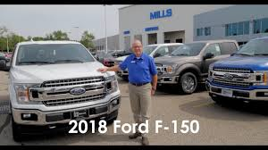 2018 ford f 150 new features walk around youtube