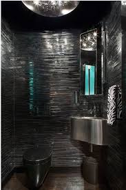 Bold And Beautiful Black Bathroom Design Ideas EverCoolHomes - Black bathroom design ideas