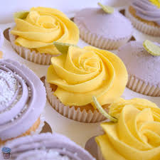 yellow buttercream on a vanilla cupcake rose design mother u0027s